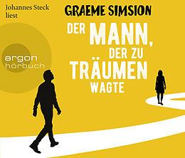 Audio CD (CD/SACD) Der Mann, der zu träumen wagte von Graeme Simsion