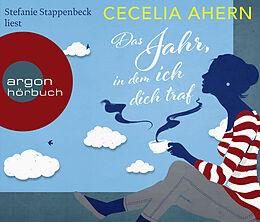 Audio CD (CD/SACD) Das Jahr, in dem ich dich traf von Cecelia Ahern