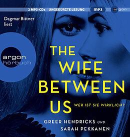 Audio CD (CD/SACD) The Wife Between Us von Sarah Pekkanen, Greer Hendricks