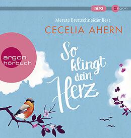 Audio CD (CD/SACD) So klingt dein Herz von Cecelia Ahern