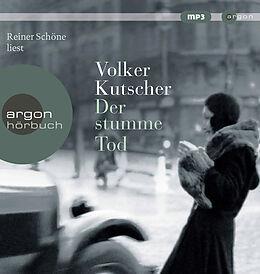 Audio CD (CD/SACD) Der stumme Tod von Volker Kutscher