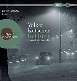 Audio CD (CD/SACD) Goldstein von Volker Kutscher