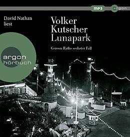 Audio CD (CD/SACD) Lunapark von Volker Kutscher