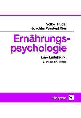 E-Book (pdf) Ernährungspsychologie von Volker Pudel, Joachim Westenhöfer