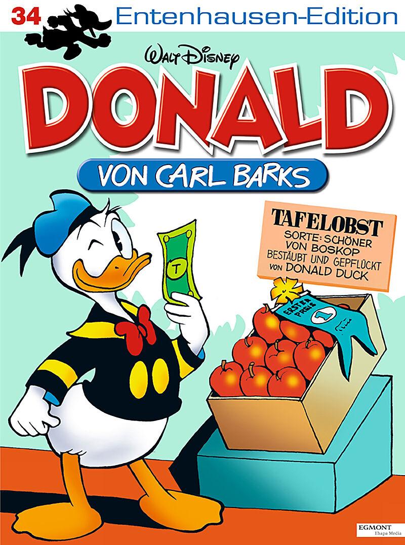 Entenhausen-Edition-Donald Bd. 33 [Version allemande]