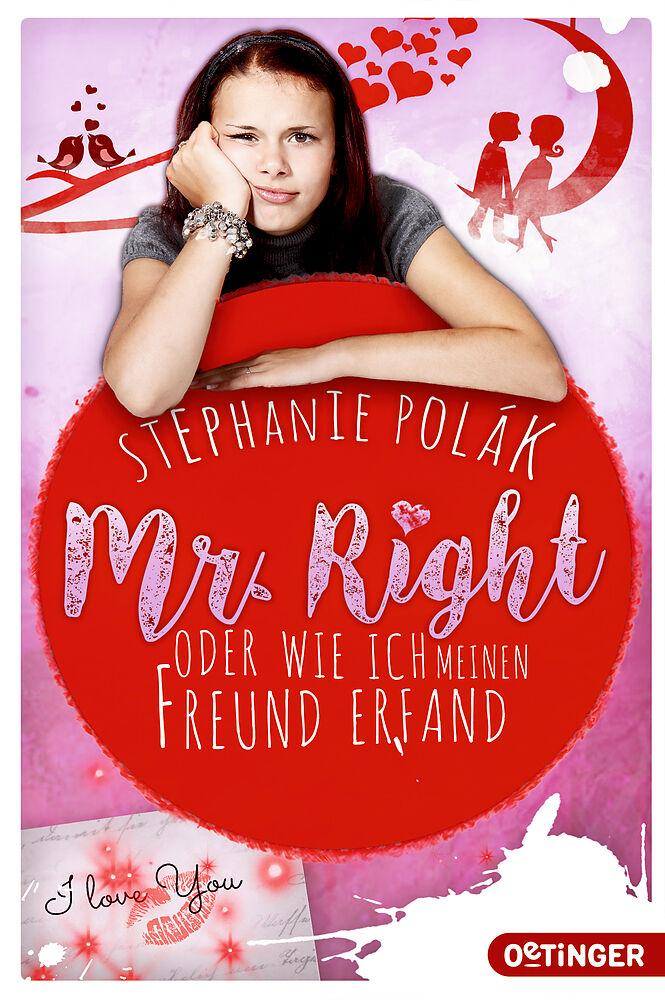 Mr. Right oder Wie ich meinen Freund erfand - Stephanie