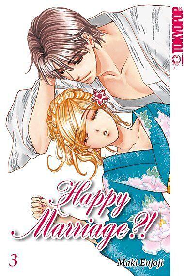 Happy Marriage?! Sammelband 03 [Versione tedesca]