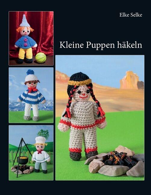 Kleine Puppen Häkeln Elke Selke Buch Kaufen Exlibrisch