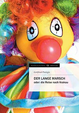 Kartonierter Einband DER LANGE MARSCH von Gottfried Pareigis