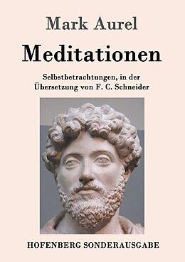 Kartonierter Einband Meditationen von Mark Aurel