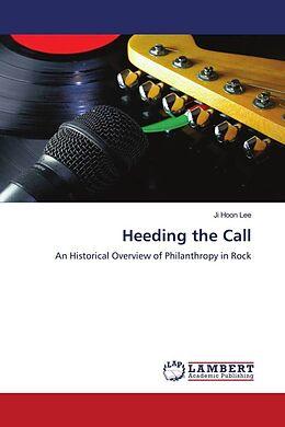 Kartonierter Einband Heeding the Call von Ji Hoon Lee