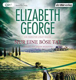 Audio CD (CD/SACD) Nur eine böse Tat von Elizabeth George