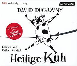 Audio CD (CD/SACD) Heilige Kuh von David Duchovny