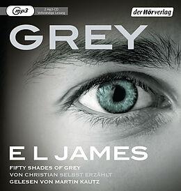 Audio CD (CD/SACD) Grey - Fifty Shades of Grey von Christian selbst erzählt von E L James