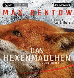 Audio CD (CD/SACD) Das Hexenmädchen von Max Bentow