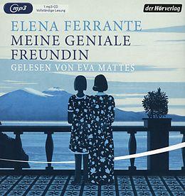 Audio CD (CD/SACD) Meine geniale Freundin von Elena Ferrante