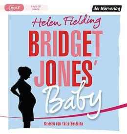 Audio CD (CD/SACD) Bridget Jones' Baby von Helen Fielding