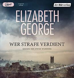 Audio CD (CD/SACD) Wer Strafe verdient von Elizabeth George