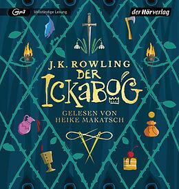 Audio CD (CD/SACD) Der Ickabog von J.K. Rowling