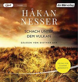 Audio CD (CD/SACD) Schach unter dem Vulkan von Håkan Nesser