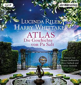 Audio CD (CD/SACD) (CD) Atlas - Die Geschichte von Pa Salt von Lucinda Riley, Harry Whittaker