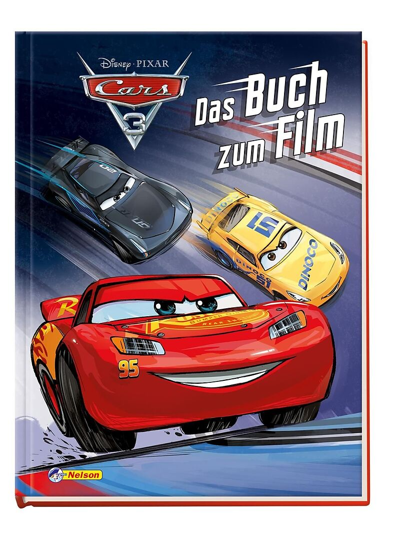 disney cars 3 das buch zum film buch kaufen. Black Bedroom Furniture Sets. Home Design Ideas