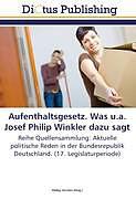 Cover: https://exlibris.azureedge.net/covers/9783/8454/5887/8/9783845458878xl.jpg