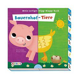 Mein lustiges Klipp-Klapp-Buch: Bauernhof-Tiere