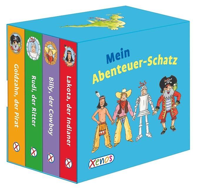 Mein Abenteuer-Schatz [Versione tedesca]