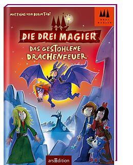 Die drei Magier - Das gestohlene Drachenfeuer [Versione tedesca]