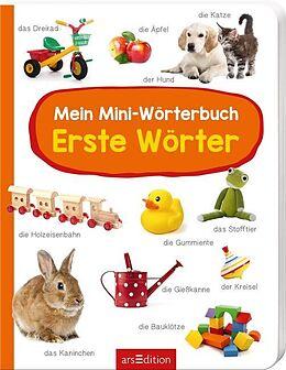 Mein Mini-Wörterbuch - Erste Wörter [Version allemande]