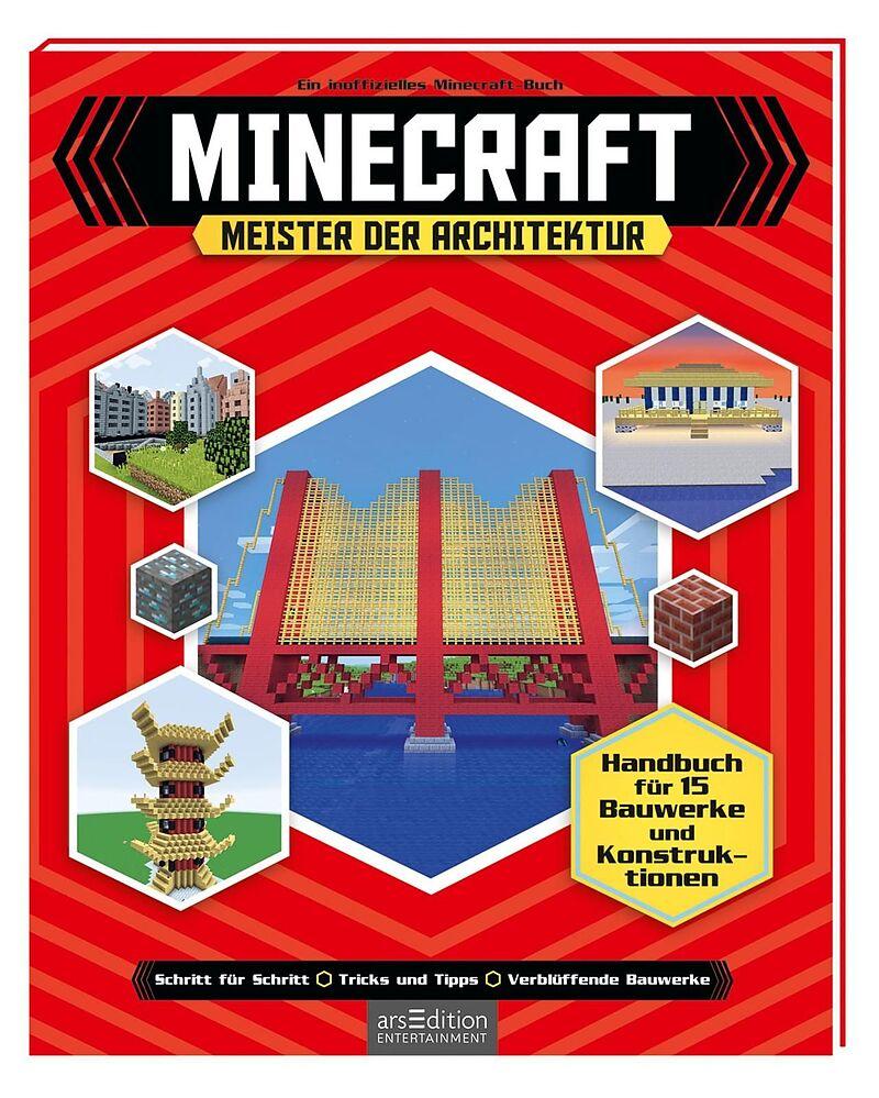 Minecraft - Meister der Architektur - - Buch kaufen | exlibris.ch