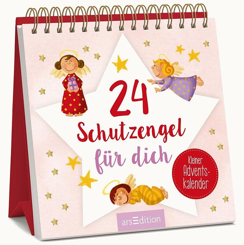 Kleiner Weihnachtskalender.24 Schutzengel Für Dich Kleiner Adventskalender