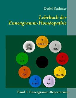 Lehrbuch der Enneagramm-Homöopathie [Versione tedesca]