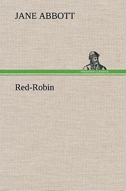 Fester Einband Red-Robin von Jane Abbott