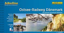 Bikeline Radtourenbuch Ostsee-Radweg Dänemark [Version allemande]