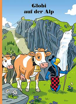 Globi auf der Alp Cover