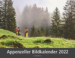 Kalender Appenzeller Bildkalender 2022 von Carmen Wueest