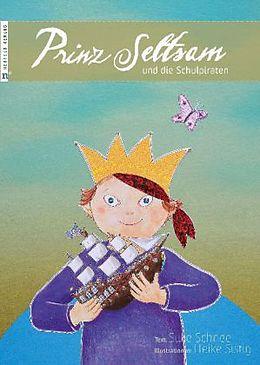 Prinz Seltsam und die Schulpiraten [Versione tedesca]