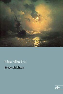 Kartonierter Einband Seegeschichten von Edgar Allan Poe