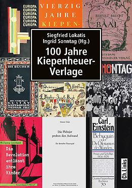 E-Book (epub) 100 Jahre Kiepenheuer-Verlage von