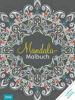 Kartonierter Einband Mandala-Malbuch für Erwachsene von