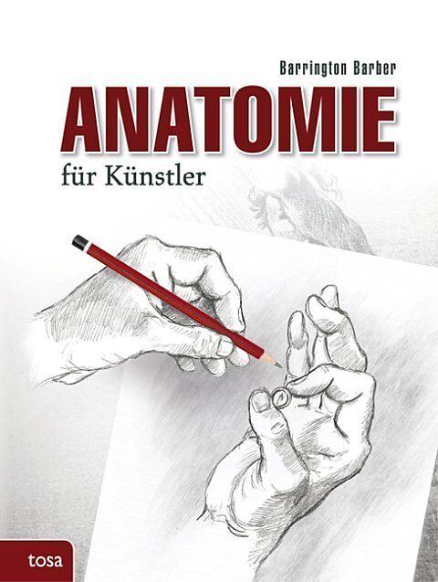 Anatomie für Künstler - Barrington Barber - Buch kaufen | exlibris.ch