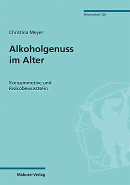 E-Book (pdf) Alkoholgenuss im Alter von Christina Meyer