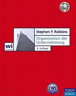 E-Book (pdf) Organisation der Unternehmung von Stephen P. Robbins