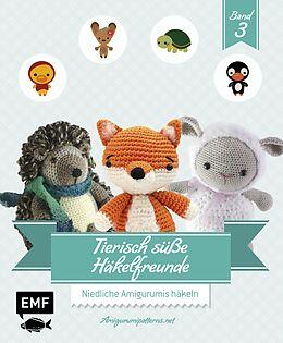 Tierisch Süße Häkelfreunde 03 Amigurumipattern Buch Kaufen Ex