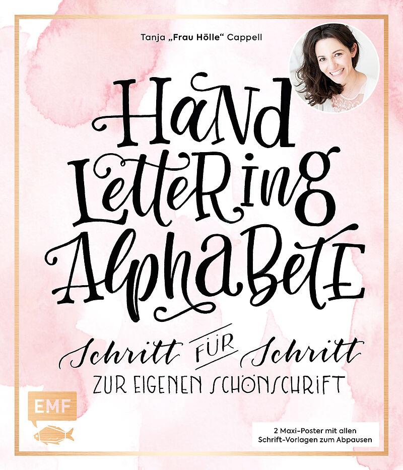 Handlettering Alphabete - Tanja Cappell - Buch kaufen | Ex