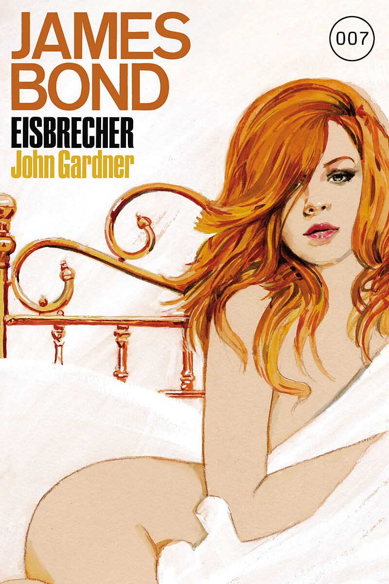 James Bond 18: Eisbrecher [Versione tedesca]