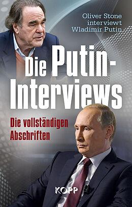 E-Book (epub) Die Putin-Interviews von Oliver Stone