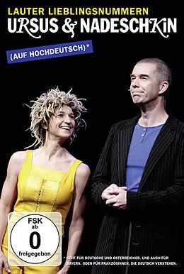 Lauter Lieblingsnummern DVD